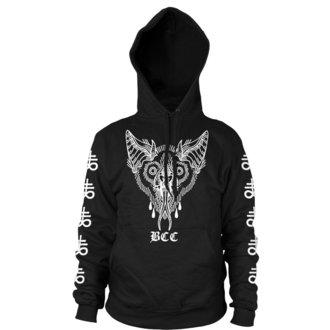 sweat-shirt avec capuche pour hommes - Unholy Bat - BLACK CRAFT, BLACK CRAFT
