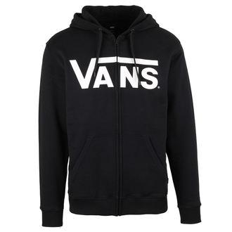 sweat-shirt avec capuche pour hommes - VANS CLASSIC ZIP - VANS, VANS
