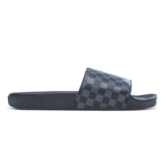 tongs unisexe - MN SLIDE-ON (CHECKERBOARD) - VANS