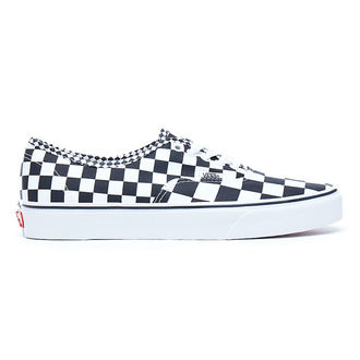 chaussures de tennis basses unisexe - UA AUTHENTIC (MIX CHECKER) - VANS, VANS