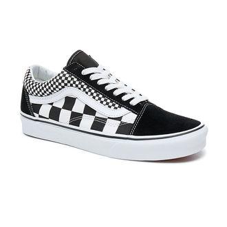 chaussures de tennis basses unisexe - UA OLD SKOOL (MIX CHECKER) - VANS, VANS