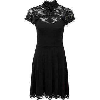 Robe KILLSTAR - VALERIAN - NOIR, KILLSTAR