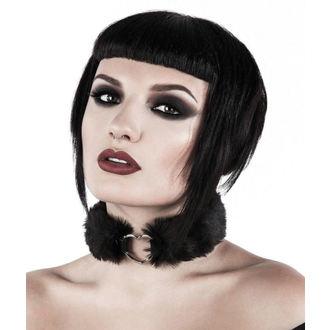 Collier KILLSTAR - Venus Fur Choker - Noir, KILLSTAR
