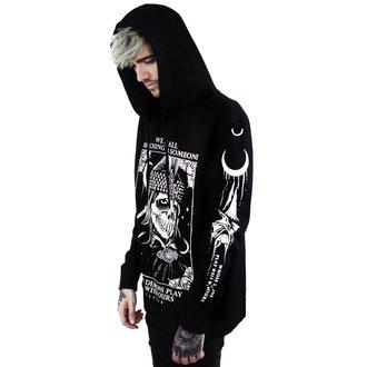 sweat-shirt avec capuche pour hommes - Vlad - KILLSTAR, KILLSTAR