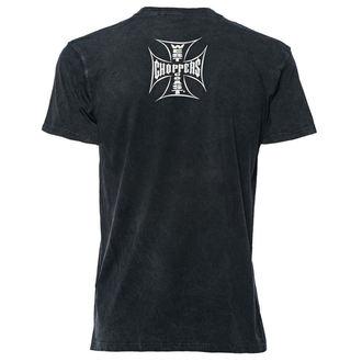 t-shirt pour hommes - FABRICATION - West Coast Choppers, West Coast Choppers