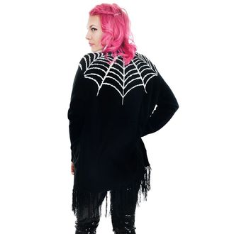 Pull femmes (cardigan) TOO FAST - SPIDER WEB, TOO FAST