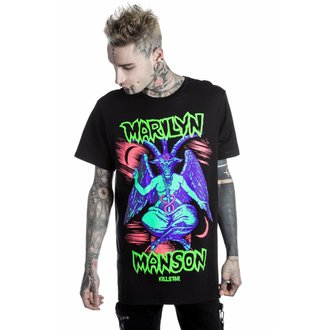 t-shirt unisexe Marilyn Manson - MARILYN MANSON - KILLSTAR, KILLSTAR, Marilyn Manson