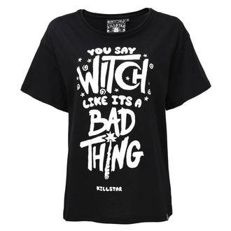 t-shirt pour femmes - WHO'S BAD RELAXED - KILLSTAR, KILLSTAR