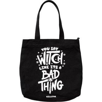 Sac (épaule sac) KILLSTAR - WHO'S BAD - NOIR, KILLSTAR
