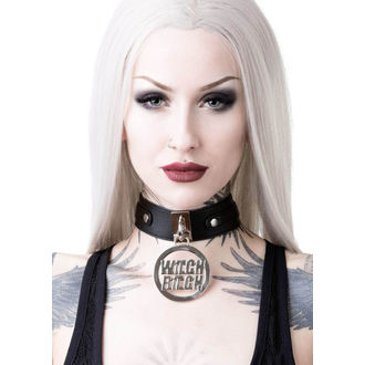 Collier KILLSTAR - WITCH BITCH - NOIR, KILLSTAR