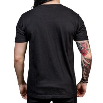 t-shirt hardcore pour hommes - Wornstar Essentials - WORNSTAR, WORNSTAR