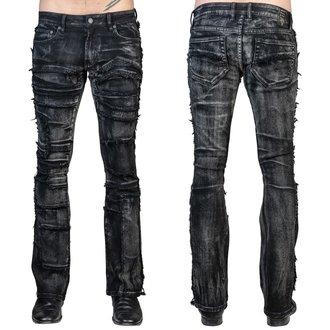 Jeans pour homme WORNSTAR - Remnant - Noir, WORNSTAR