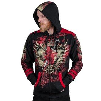 sweat-shirt avec capuche pour hommes - Revenge - WORNSTAR, WORNSTAR