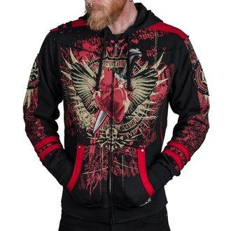 sweat-shirt avec capuche pour hommes - Revenge - WORNSTAR