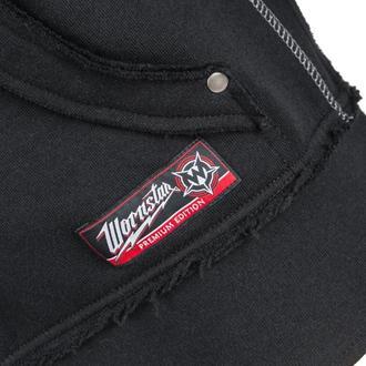 sweat-shirt avec capuche pour hommes - Vengeance - WORNSTAR