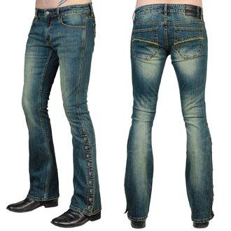 Jeans pour homme WORNSTAR - Hellraiser - Bleu Vintage, WORNSTAR