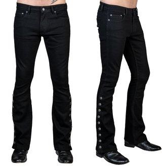 Jeans pour homme WORNSTAR - Hellraiser - Noir, WORNSTAR