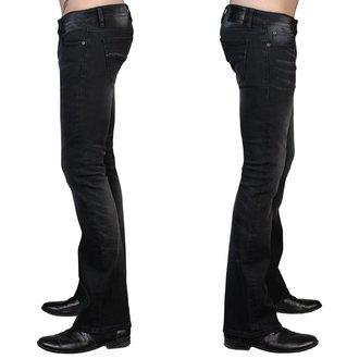 Jeans pour homme WORNSTAR - Hellraiser - Vintage Noir, WORNSTAR