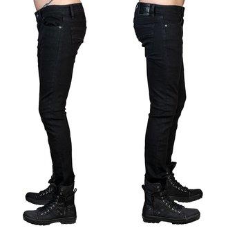 Jeans pour homme WORNSTAR - Rampager - Noir, WORNSTAR