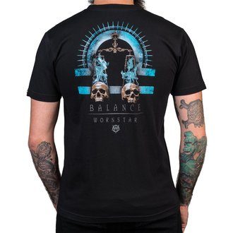 t-shirt hardcore pour hommes - Balance - WORNSTAR, WORNSTAR