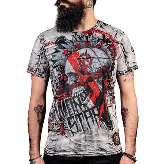 t-shirt hardcore pour hommes - CHAOS - WORNSTAR, WORNSTAR
