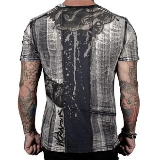 t-shirt hardcore pour hommes - Stheno - WORNSTAR, WORNSTAR