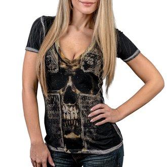 t-shirt hardcore pour femmes - Iconoclast - WORNSTAR, WORNSTAR