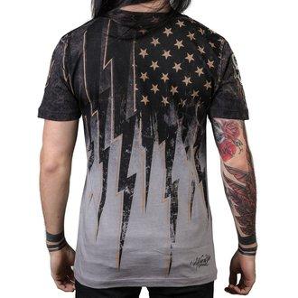 t-shirt hardcore pour hommes - Black Flag - WORNSTAR, WORNSTAR