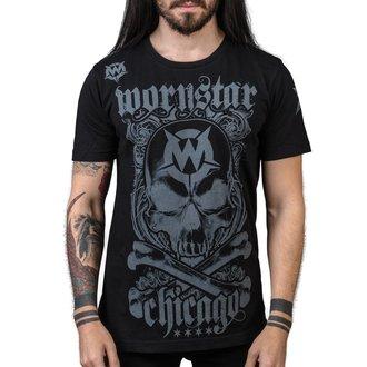 t-shirt hardcore pour hommes - Chicago Core - WORNSTAR
