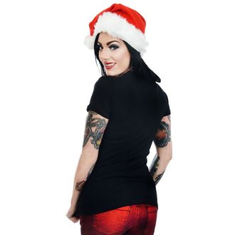 T-shirt aux femmes TOO FAST - HAVE YOURSELF A CREEPY LIL CHRISTMAS BABYDOLL, TOO FAST