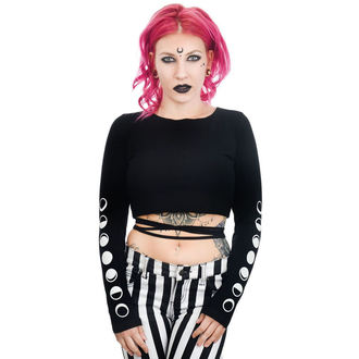 tee-shirt gothic et punk pour femmes - PAGAN - TOO FAST, TOO FAST
