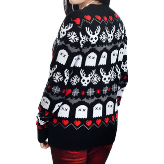 Pull pour femmes TOO FAST - HAVE YOURSELF CREEPY LIL CHRISTMAS UGLY CHRISTMAS, TOO FAST