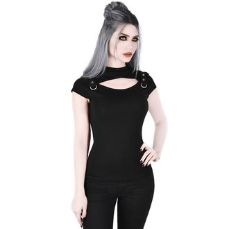 t-shirt pour femmes - Xara Keyhole - KILLSTAR, KILLSTAR
