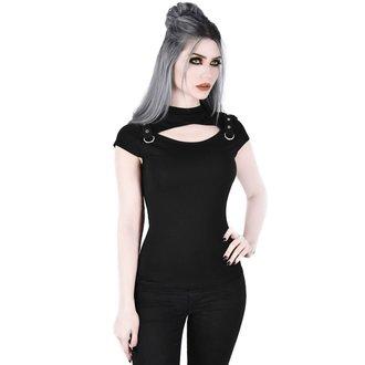 tričko dámské KILLSTAR - Xara Keyhole, KILLSTAR