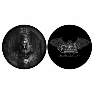 Feutrine pour platines (ensemble 2) OZZY OSBOURNE - ORDINARY MAN - RAZAMATAZ, RAZAMATAZ, Ozzy Osbourne