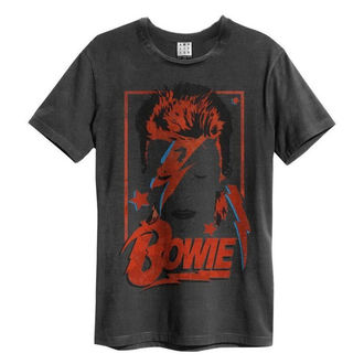 tee-shirt métal pour hommes David Bowie - Aladdin Sane Anniversary - AMPLIFIED, AMPLIFIED, David Bowie