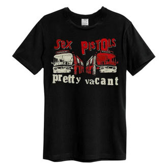 tee-shirt métal pour hommes Sex Pistols - Pretty Vacant - AMPLIFIED, AMPLIFIED, Sex Pistols