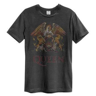 tee-shirt métal pour hommes Queen - Full Colour - AMPLIFIED, AMPLIFIED, Queen