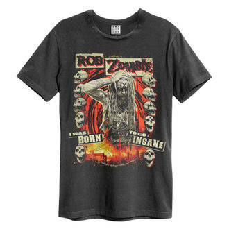 tee-shirt métal pour hommes Rob Zombie - Born Insane - AMPLIFIED, AMPLIFIED, Rob Zombie