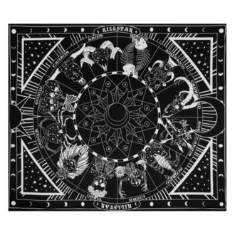 Drapeau KILLSTAR - Zodiac - NOIR, KILLSTAR