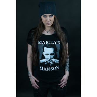 T-shirt Marilyn Manson - Fists - ROCK OFF, ROCK OFF, Marilyn Manson