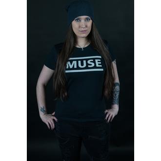 tee-shirt métal pour femmes Muse - Logo - NNM, NNM, Muse