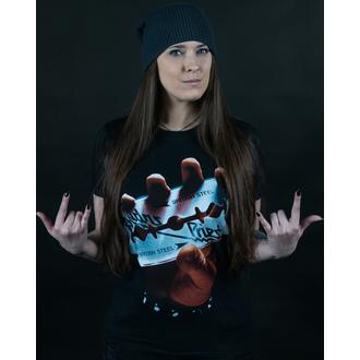 tee-shirt métal pour hommes Judas Priest - British Steel - ROCK OFF, ROCK OFF, Judas Priest