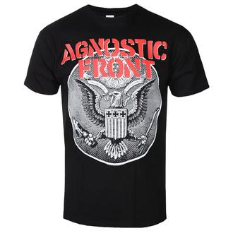 tee-shirt métal pour hommes Agnostic Front - ALL EAGLE - PLASTIC HEAD, PLASTIC HEAD, Agnostic Front