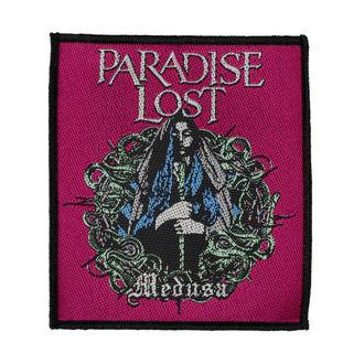 Patch PARADISE LOST - MEDUSA - RAZAMATAZ, RAZAMATAZ, Paradise Lost