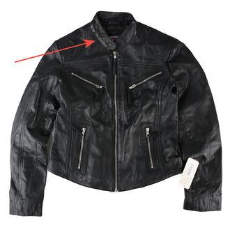 veste en cuir pour femmes - GILDA - OSX, OSX