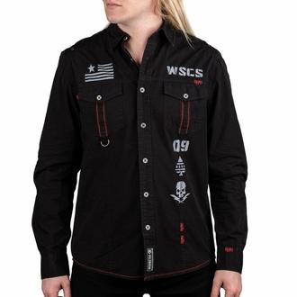 Chemise pour homme à manches longues WORNSTAR - Battalion, WORNSTAR