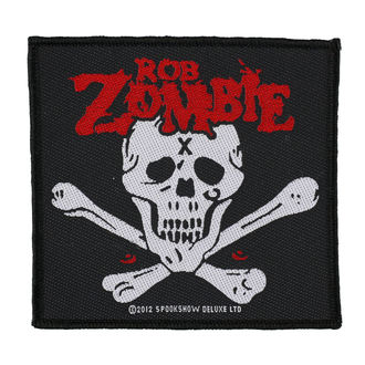 Patch ROB ZOMBIE - DEAD RETURN - RAZAMATAZ, RAZAMATAZ, Rob Zombie