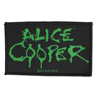 Patch ALICE COOPER - LOGO - RAZAMATAZ, RAZAMATAZ, Alice Cooper