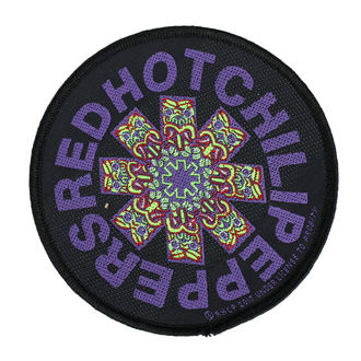 Patch RED HOT CHILI PEPPERS - TOTEM - RAZAMATAZ, RAZAMATAZ, Red Hot Chili Peppers